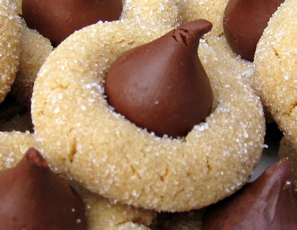 Carolyn S Kiss Cookies