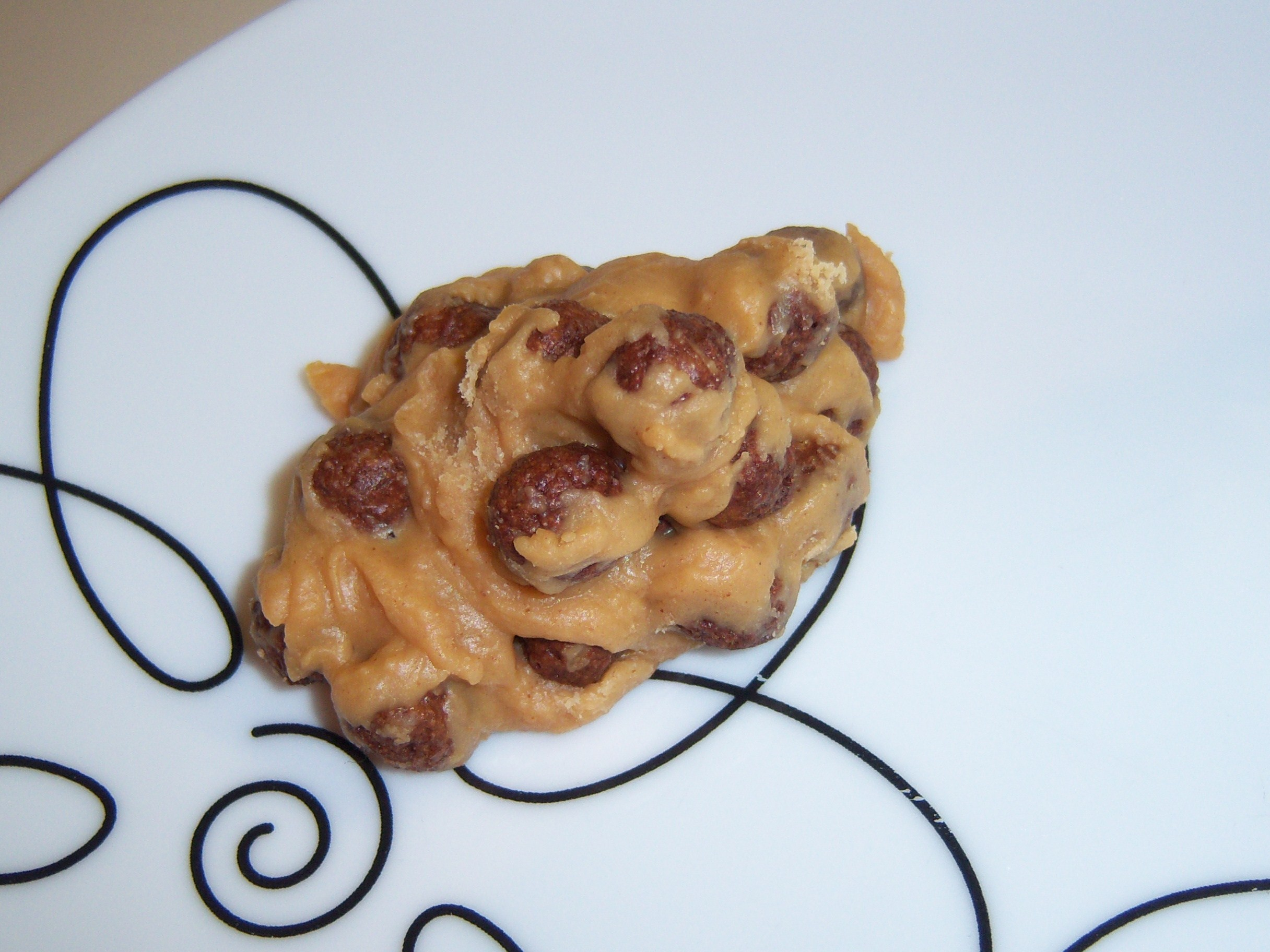 Peanut puff cookies recipe