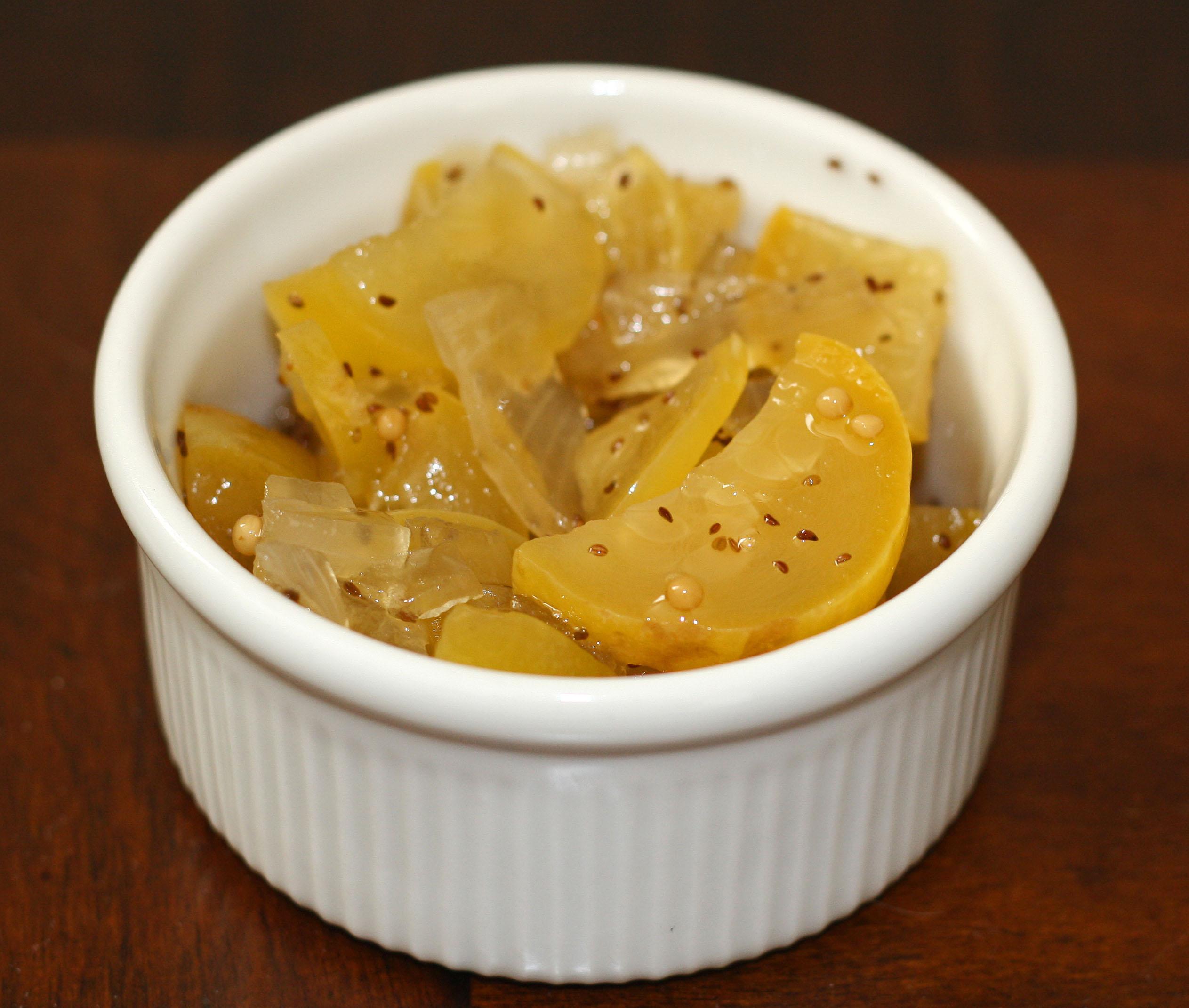 Squash Pickles | Tasty Kitchen: A Happy Recipe Community!
