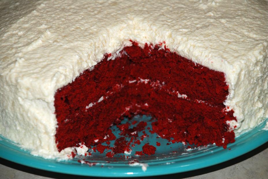 Red Velvet Cake Icing Recipes: Red Velvet Cake Frosting To Die For
