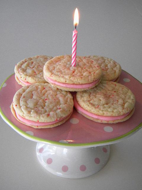 Birthday Cake Cookies Tasty Kitchen A Happy Recipe Community