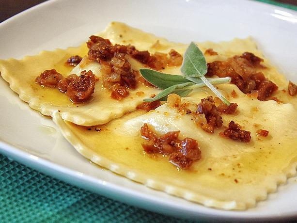Agnolotti di Zucca (Pumpkin Agnolotti) | Tasty Kitchen: A Happy Recipe ...
