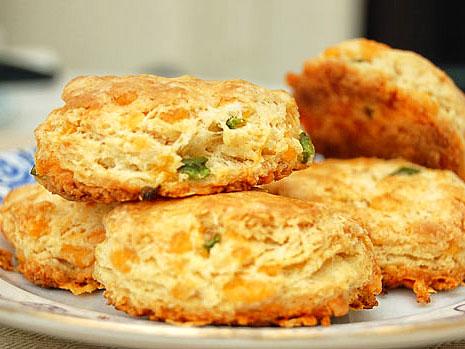 Buttermilk Cheddar Jalapeño Biscuits | Tasty Kitchen: A ...