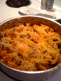 Yummy Cheesy Chicken & Salsa Skillet | Tasty Kitchen: A Happy Recipe ...