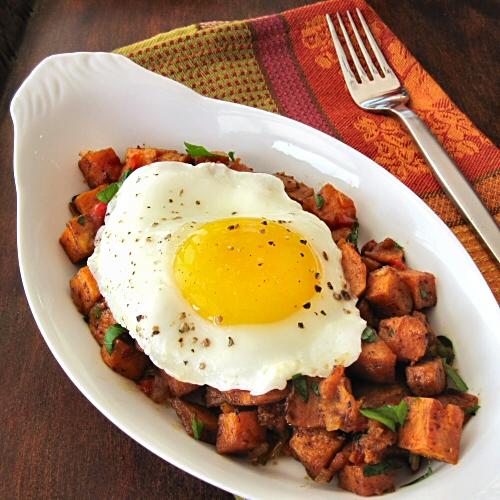 Oven Roasted Sweet Potato Hash   Tasty Kitchen: A Happy Recipe ...