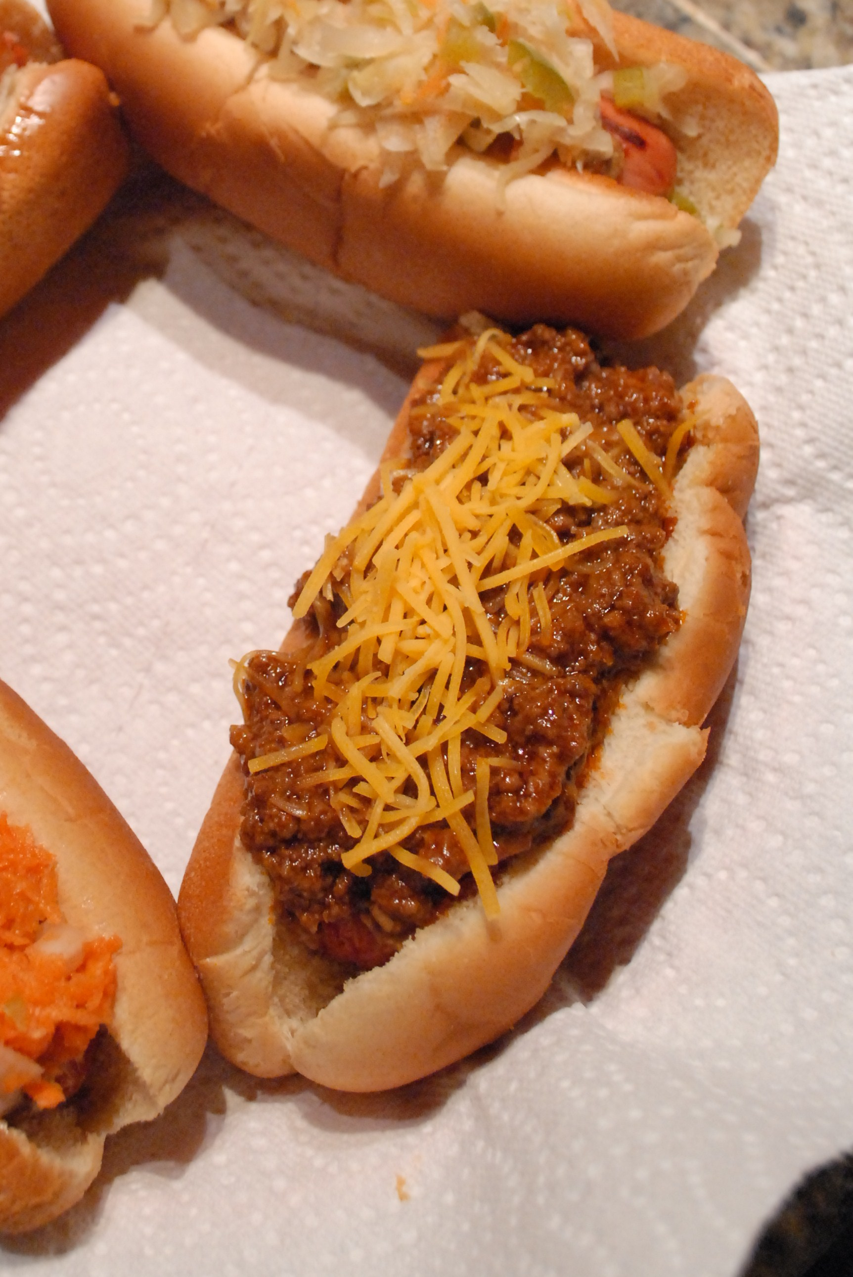Super Bowl Grub Ultimate Hot Dog Chili Tasty Kitchen A Happy Recipe Community