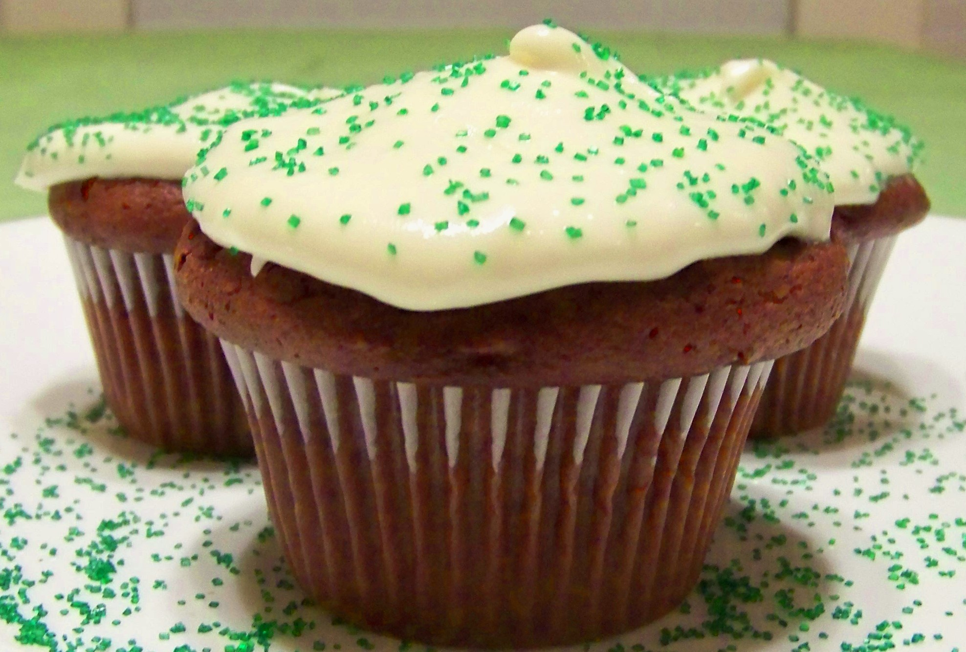 Chocolate Guinness Cupcakes | Tasty Kitchen: A Happy Recipe Community!