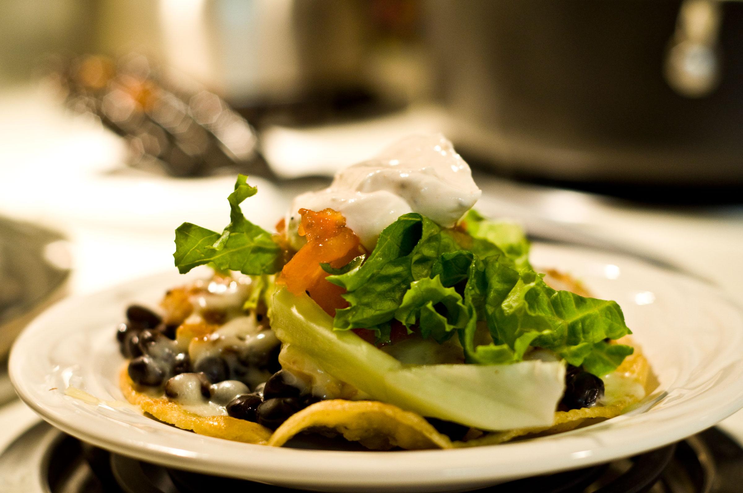 Spicy marinated fish tacos tasty kitchen a happy recipe for Fish taco marinade