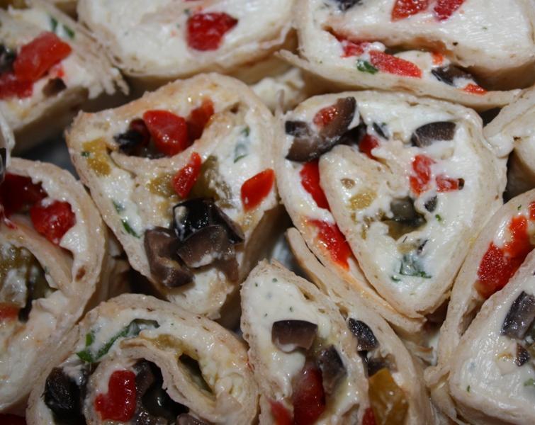 Fiesta Tortilla Roll-Ups | Tasty Kitchen: A Happy Recipe Community!
