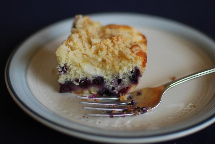Blueberry Cream Cheese Coffee Cake | Tasty Kitchen: A Happy Recipe ...