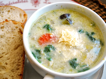 French Spring Soup | Tasty Kitchen: A Happy Recipe Community!