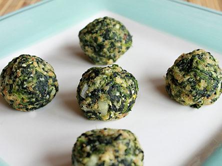Spinach Balls | Tasty Kitchen: A Happy Recipe Community!