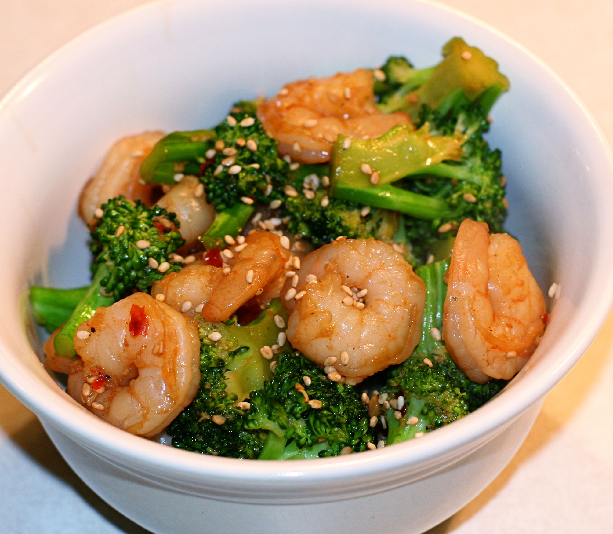 Sesame shrimp and broccoli tasty kitchen a happy recipe community forumfinder Gallery