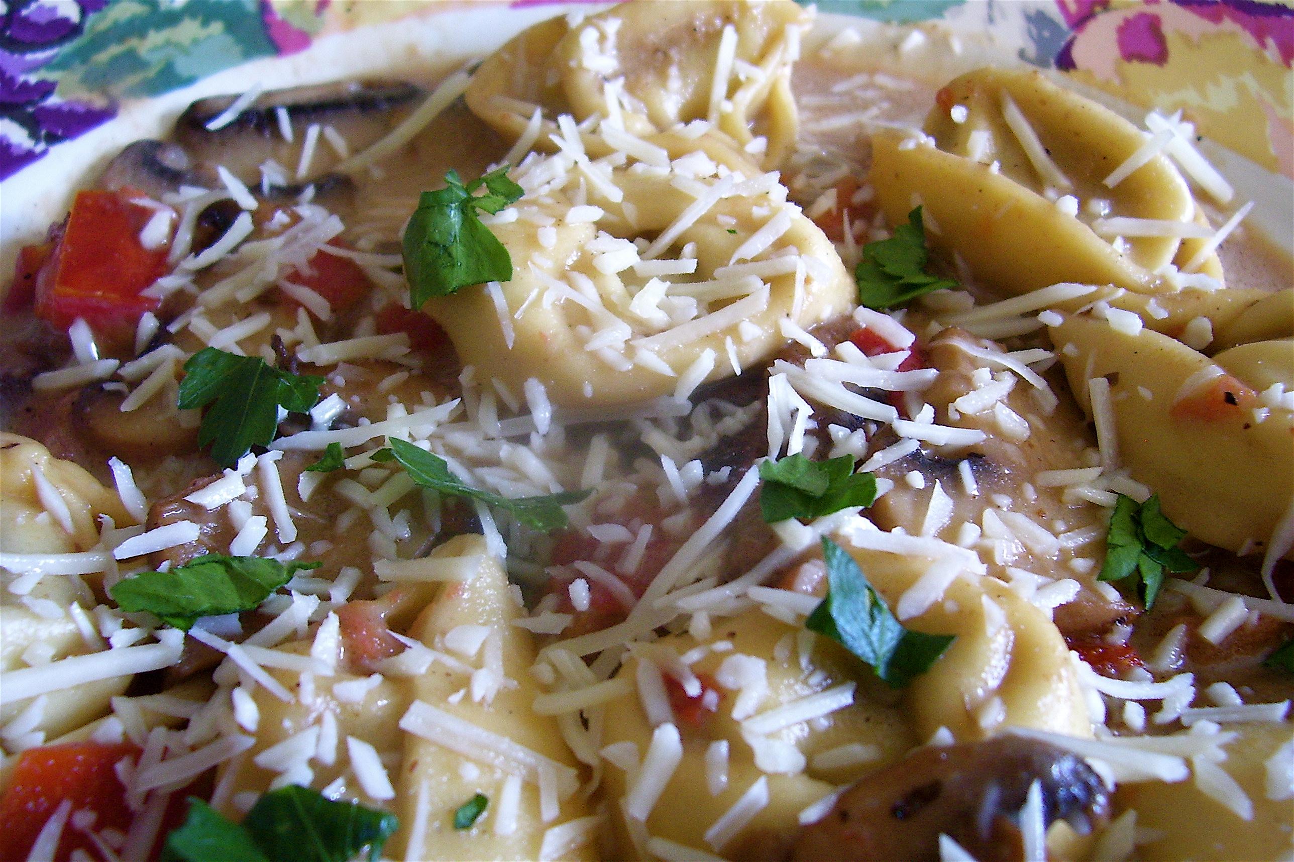Mushroom Tortellini Tasty Kitchen A Happy Recipe Community