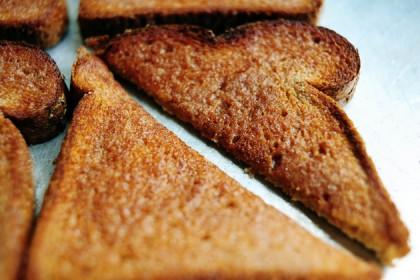 Cinnamon Toast - The RIGHT Way