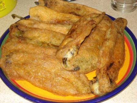 Real Chile Rellenos | Tasty Kitchen: A