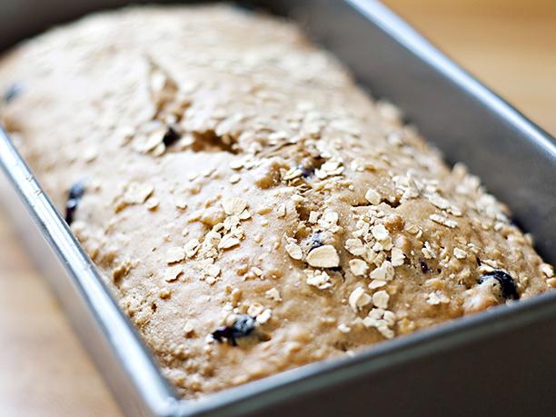 Blueberry-Oat Quick Bread Recipes — Dishmaps