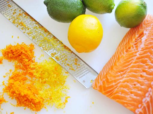 Citrus Cured Salmon | Tasty Kitchen: A Happy Recipe Community!