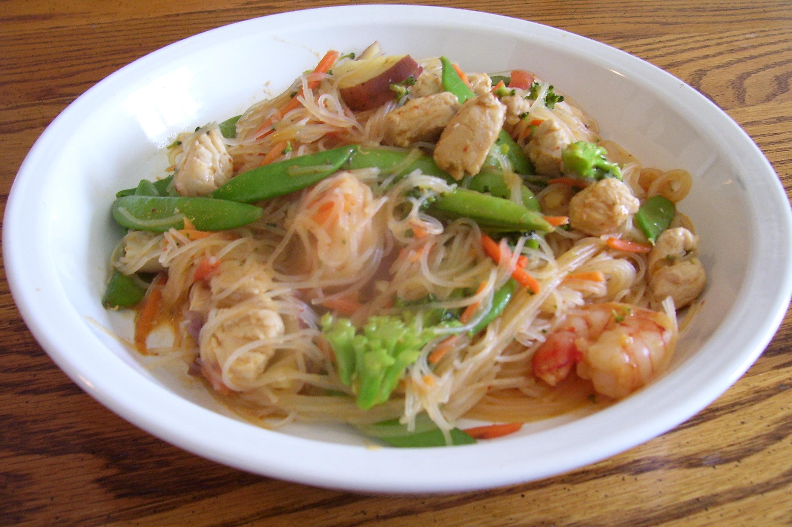 Пад Тай (Pad Thai простой пошаговый рецепт тайской лапши) 91