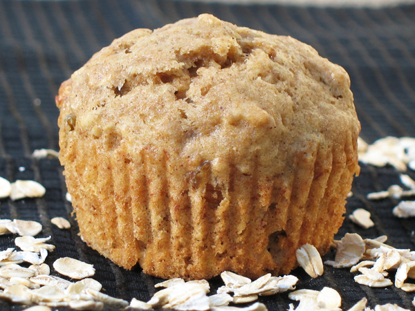 Banana Oatmeal Raisin Muffins | Tasty Kitchen: A Happy Recipe ...