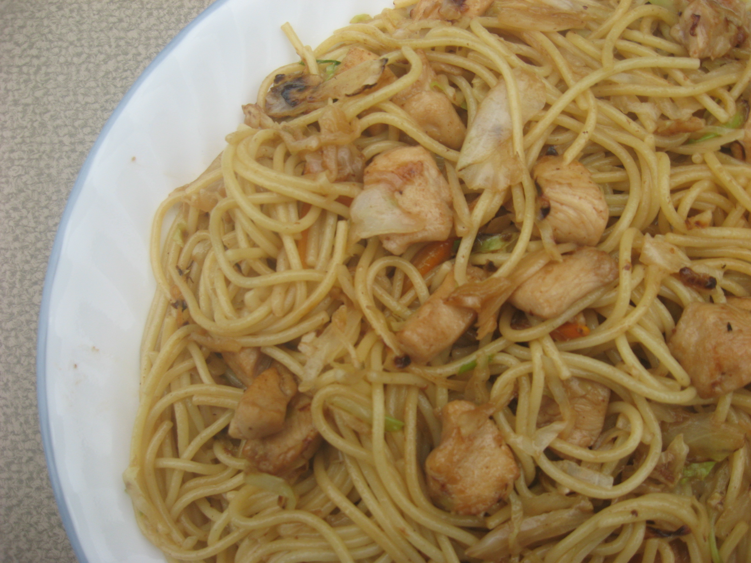 Chicken Lo Mein | Tasty Kitchen: A Happy Recipe Community!