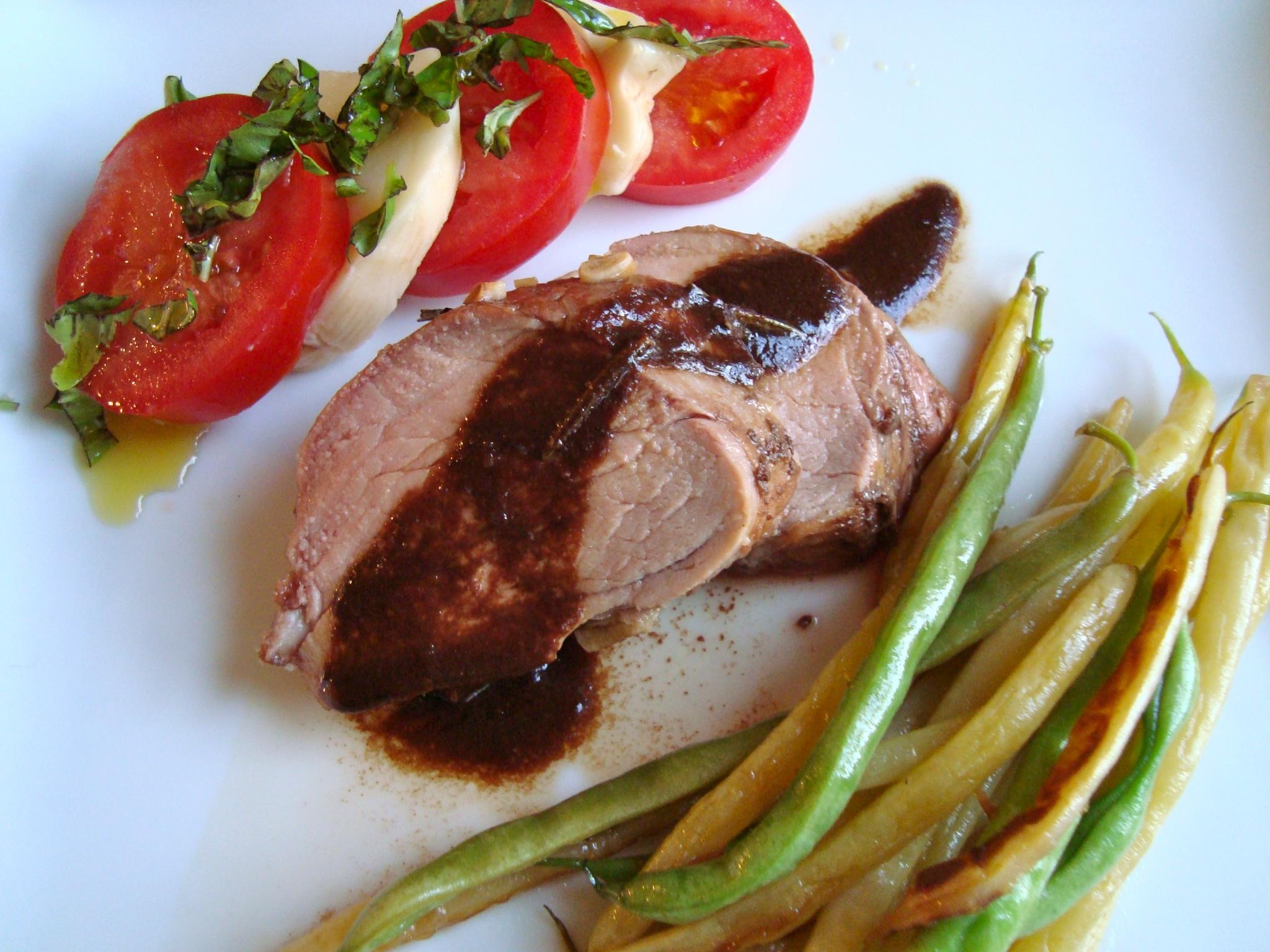 Соус из свинины рецепт с фото в