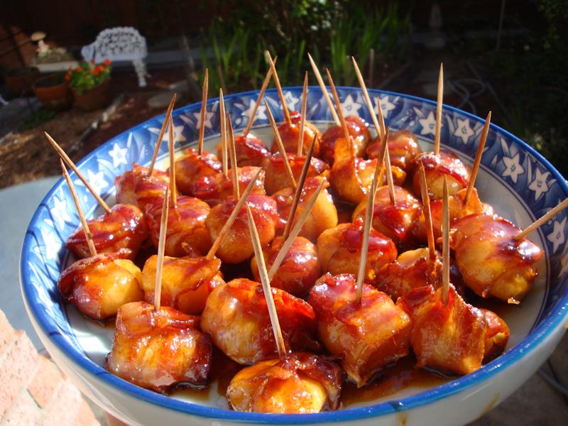 Rumaki Bacon Water Chestnut Bundles Tasty Kitchen A Happy Recipe Community