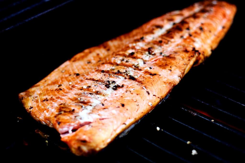 America Test Kitchen Salmon