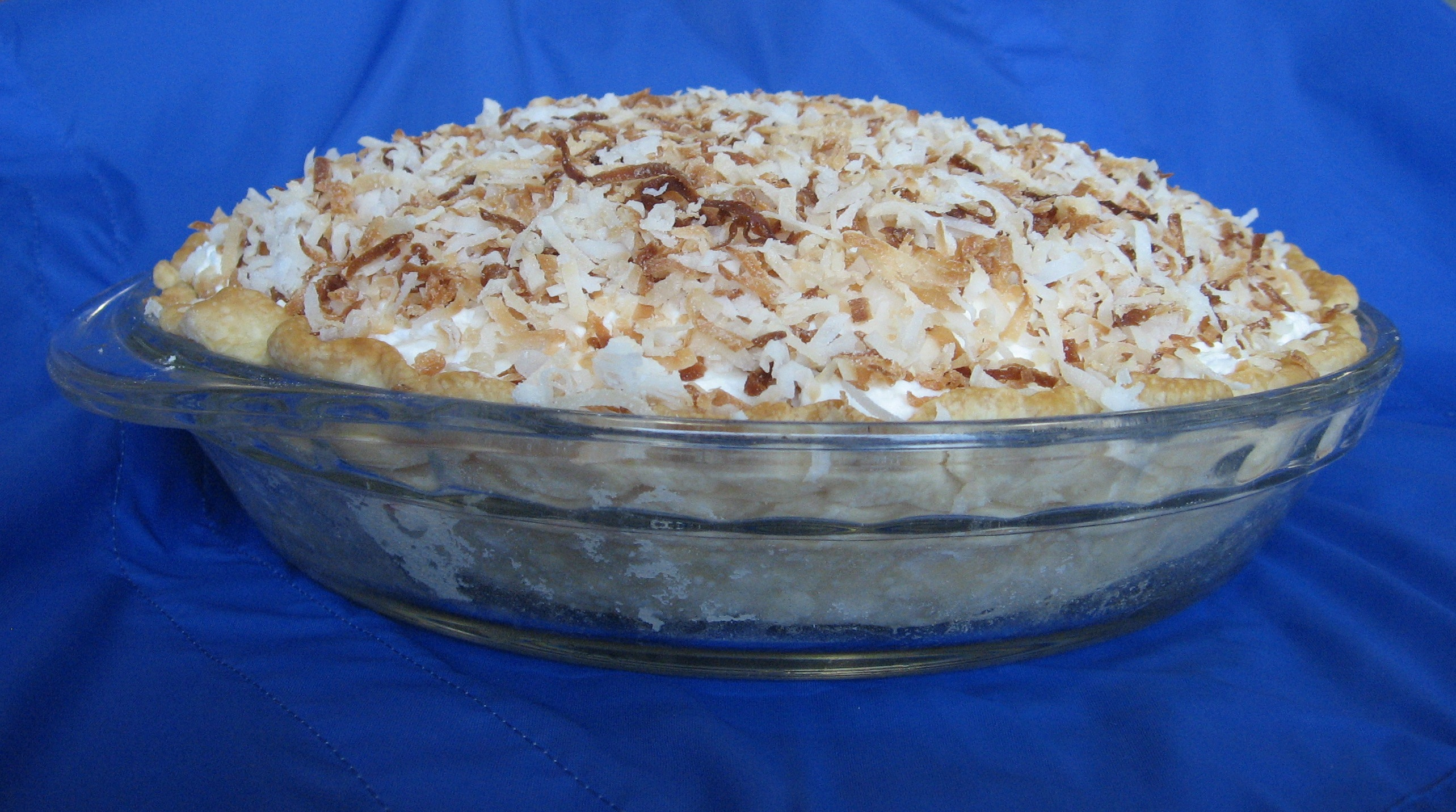 Banana & Coconut Cream Pie | Tasty Kitchen: A Happy Recipe Community!