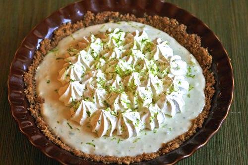 Oh My Margarita Pie! | Tasty Kitchen: A Happy Recipe Community!