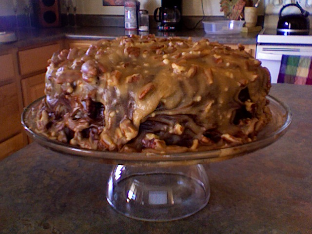 Chocolate Praline Cake | Tasty Kitchen: A Happy Recipe Community!