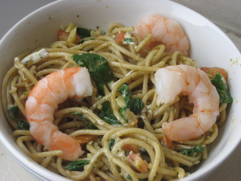 Seafood Pasta Recipe — Dishmaps
