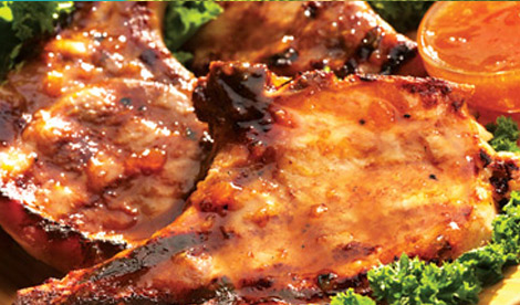 Apricot Citrus Grilled Pork Chops | Tasty Kitchen: A Happy Recipe ...