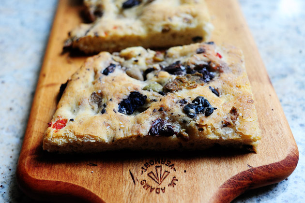 Olive Focaccia | Tasty Kitchen: A Happy Recipe Community!