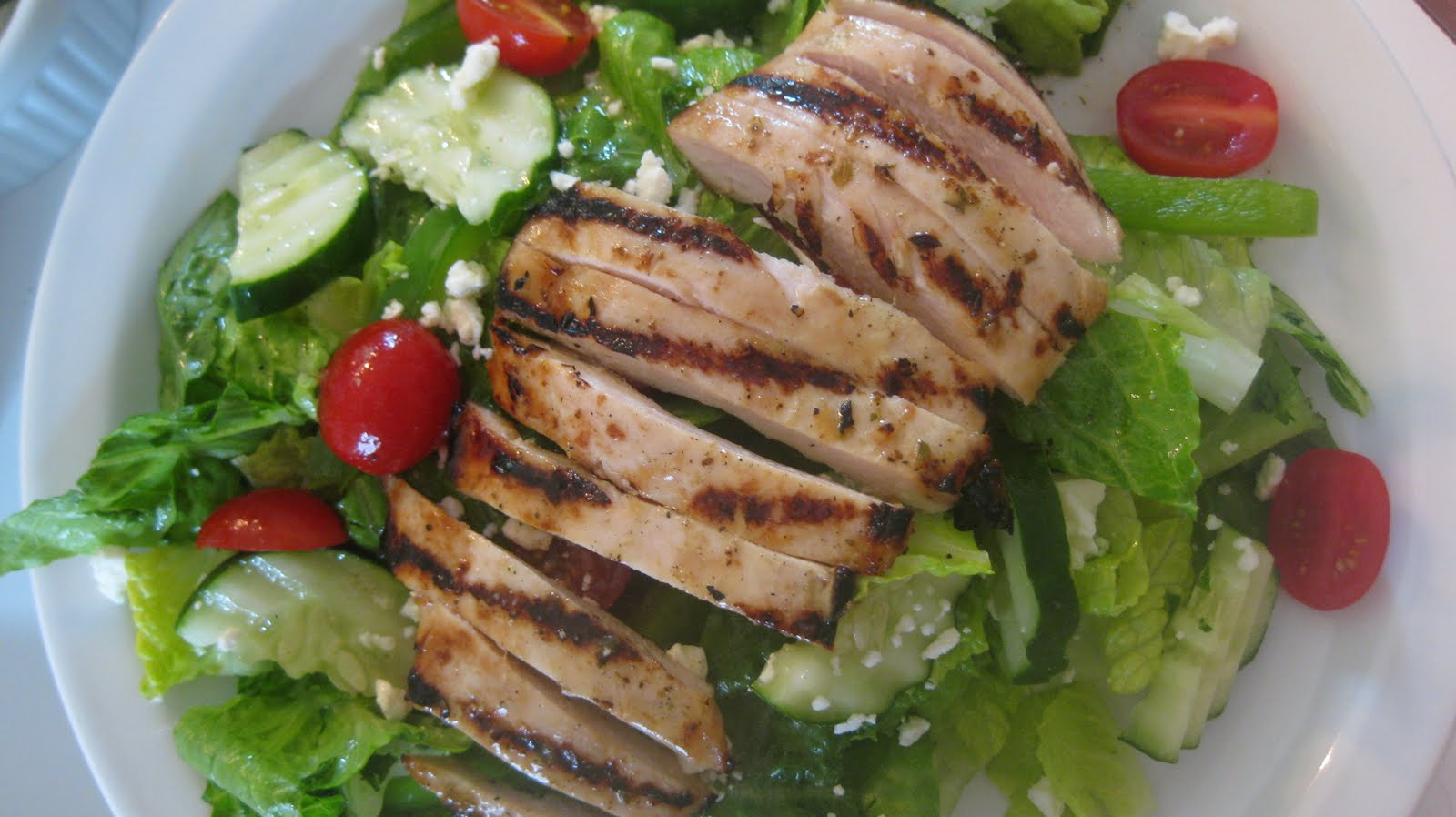 pics Grilled Chicken Fattoush Salad