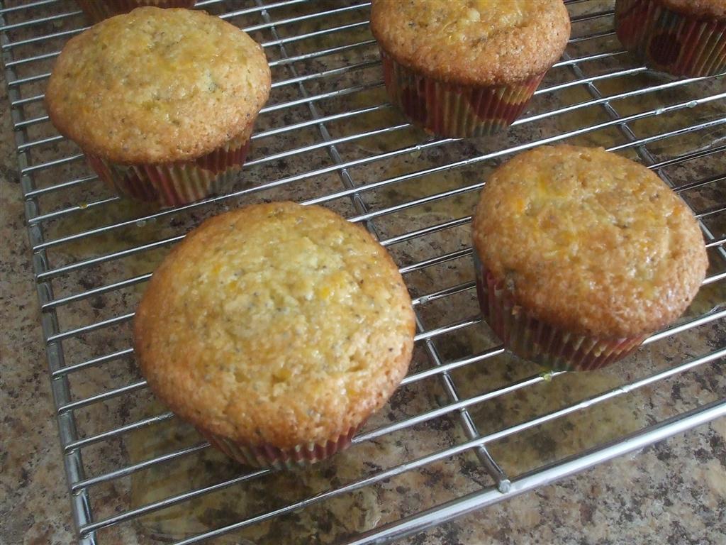Orange Poppy Seed Muffins | Tasty Kitchen: A Happy Recipe Community!