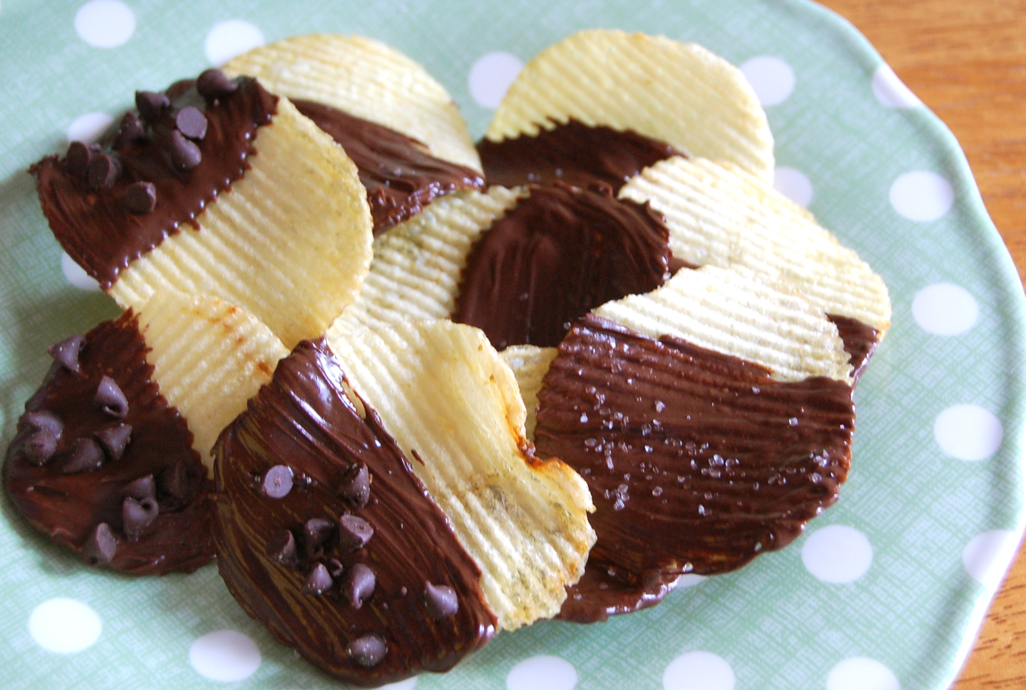 Chocolate Covered Potato Chips | Tasty Kitchen: A Happy Recipe ...