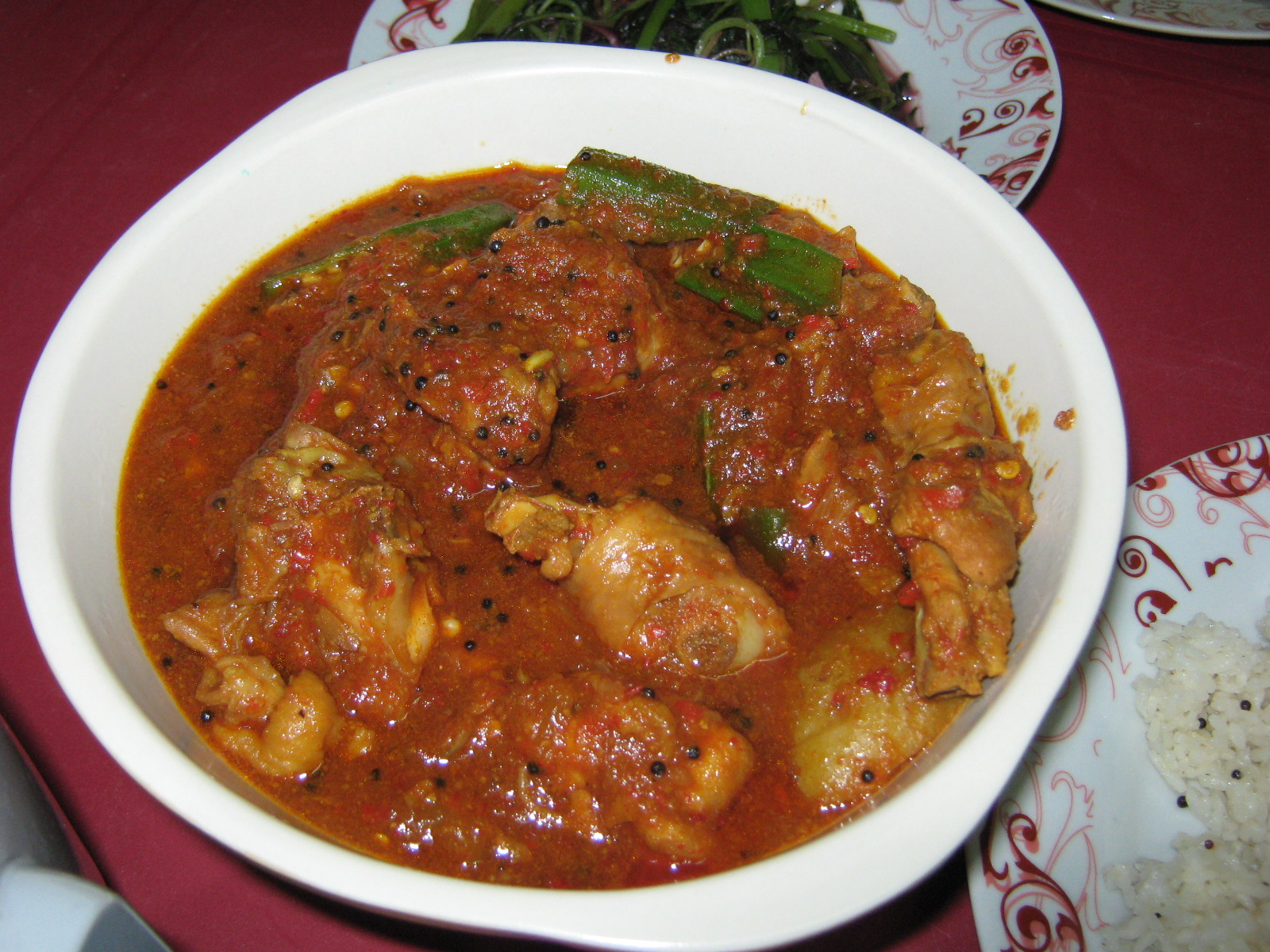 Devil's Curry Recipe — Dishmaps