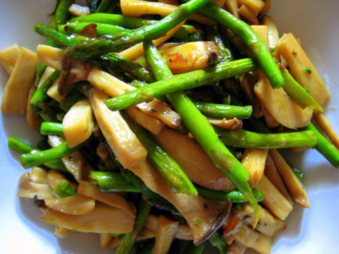 how to cook tasty asparagus