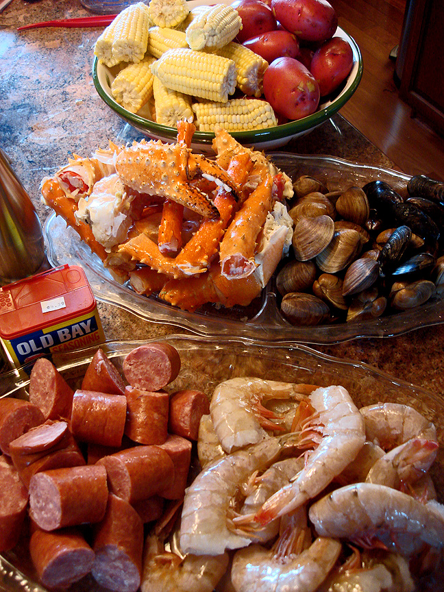 Seafood Boil | Tasty Kitchen: A Happy Recipe Community!
