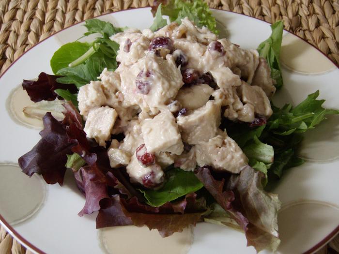 Cranberry Walnut Chicken Salad | Tasty Kitchen: A Happy ...