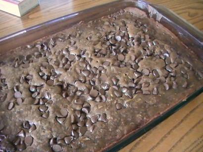 Grandma's Zucchini Cake Recipe — Dishmaps