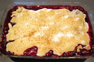 Blackberry Cobbler Pictures