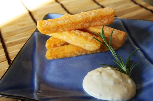 Chipotle Polenta Fries Tasty Kitchen A Happy Recipe Community