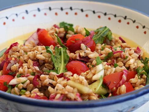 Summer Farro Salad | Tasty Kitchen: A Happy Recipe Community!