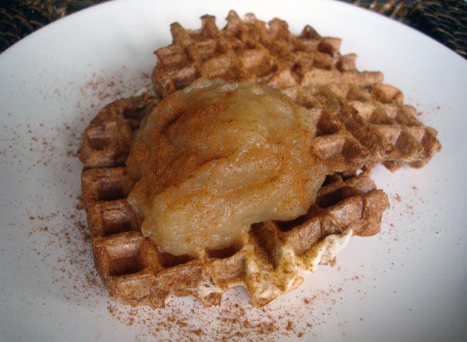 French Toast Waffles | Tasty Kitchen: A Happy Recipe Community!