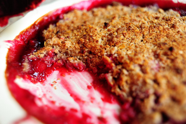 Raspberry Crisp | Tasty Kitchen: A Happy Recipe Community!