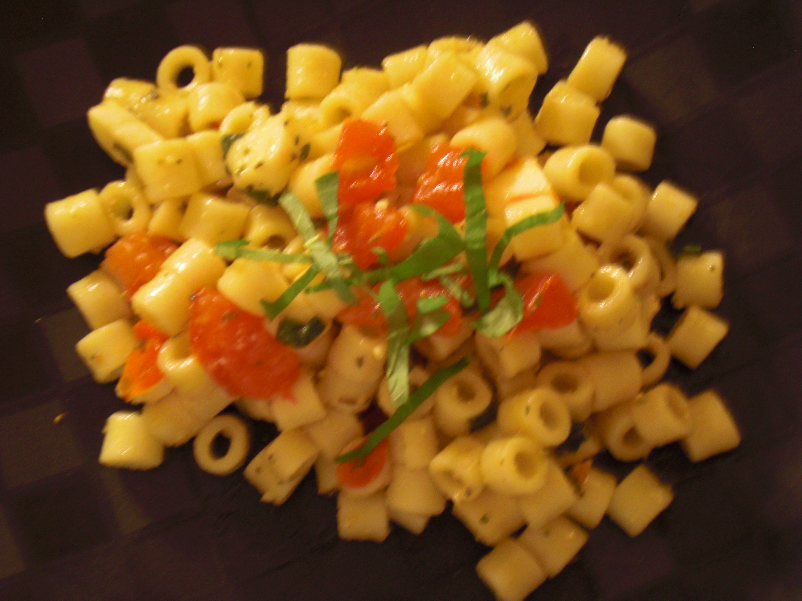 Quick and Easy Caprese Pasta Salad | Tasty Kitchen: A Happy Recipe ...