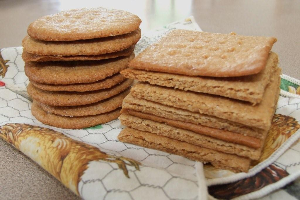 Gluten Free Graham Crackers | Tasty Kitchen: A Happy Recipe Community!