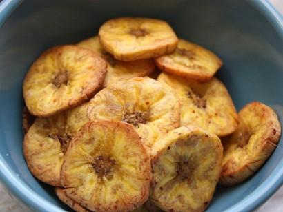 Как из бананов сделать чипсы